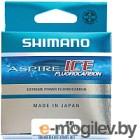 Леска монофильная Shimano Aspire Silk S Ice 0.125мм зимняя / ASSSI5012 (50м)