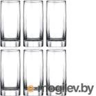 Набор стаканов Pasabahce Пикассо 42492/105324 (6шт)
