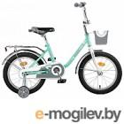 Детский велосипед Novatrack Maple 164MAPLE.GR9
