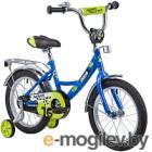 Детский велосипед Novatrack Urban 163URBAN.BL9