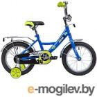 Детский велосипед Novatrack Urban 143URBAN.BL9