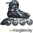 Роликовые коньки Atemi X9 Man Abec7 (р-р 46, черный/серый)