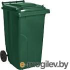 Контейнер для мусора Алеана 122064 (зеленый)