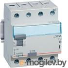 Устройство защитного отключения Legrand TX3 4P 40A 30мA 10kA 4M / 403009