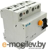 Устройство защитного отключения Eaton PF6 4P 40A 100мА 4M / 286509