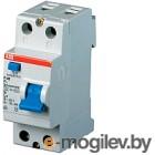 Устройство защитного отключения ABB F202 2P 40A 30mA 6kА 2М / 2CSF202001R1400