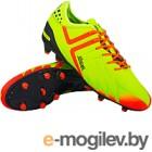 Бутсы футбольные Jogel Forza JSH1003-Y (лимонный, р-р 40)