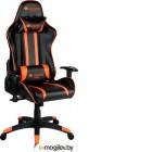Кресло геймерское Canyon Fobos CND-SGCH3 (черный/оранжевый)