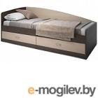 Односпальная кровать Domus dms-kr001