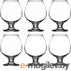 Набор бокалов для коньяка Pasabahce Бистро 44188/490041 (6шт)