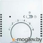 Лицевая панель для термостата ABB Basic 55 1710-0-3867 (белый)