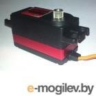 Сервомашинка стандартная низкопрофильная цифровая Power HD 1207TG титан, 8кг/см, 0.09сек