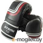 Перчатки для единоборств Atemi LTB-16201 ( XL, черный)