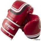 Перчатки для единоборств Atemi LTB-16201 (L, красный)