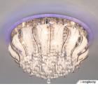 Потолочный светильник Евросвет Soffite 80119/8 (хром)