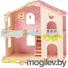 Кукольный домик Woody Счастливая семья / 02277