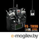 Система радиоуправления 9-канальная FlysSky T9B TX RX R9B Combo.