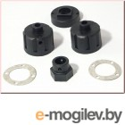GRAPHITE DIFF HUBS 2 SETS FOR BALL DIFF ELECTRIC ONLY