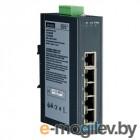 Коммутатор EKI-2525I-BE   5-port Industrial Unmanaged Ethernet Switch Advantech