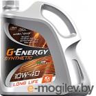 Моторное масло G-Energy Synthetic Long Life 10W-40 / 253142396 (5л)