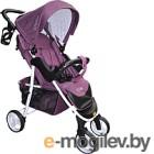 Детская прогулочная коляска Xo-kid Steam (фиолетовый)