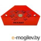 Магнитный угольник держатель для сварки на 6 углов усилие 11,3 Кг Rexant