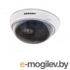 Муляж камеры внутренней, купольная (белая)  REXANT
