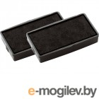 Подушка сменная Colop E/20 Textil 2шт Black для Mine Stamp Textil Marker