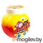 Лизун Slime Mega Mix 500гр Yellow/Strawberry S500-2