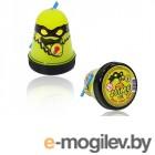 Лизун Slime Ninja 130гр светится в темноте Yellow S130-19