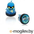 Лизун Slime Ninja 130гр светится в темноте Blue S130-20