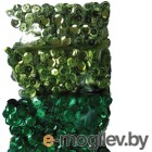 Остров Сокровищ Пайетки Классика 6mm 30g Green 661273