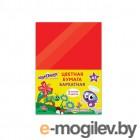 Цветная бумага Юнландия А5 16 листов 8 цветов 128968