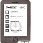 Digma e60C Brown