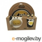 Набор посуды Eco Baby Буренка 500222