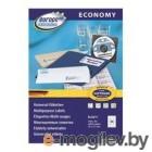 Этикетки Europe100 ELA11-100 ELA011 A4 70x37.1мм 24шт на листе/70г/м2/100л./белый матовое самоклей. универсальная