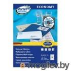 Этикетки Europe100 ELA049-100 ELA049 A4 52.5x29.7мм 40шт на листе/70г/м2/100л./белый матовое самоклей. универсальная