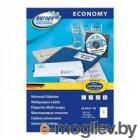 Этикетки Avery Zweckform 3478 A4 70x210мм 297шт на листе/70г/м2/100л./белый матовое самоклей. универсальная
