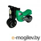 Мотоцикл Полесье Моторбайк зеленый