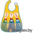 Нагрудник детский Happy Baby Waterproof Baby Bib 16005 (птички)
