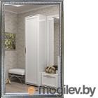 Зеркало интерьерное Континент Макао 45x70 (серебристый)