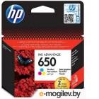 HP CZ102AE №650 Tri-Colour