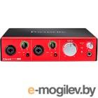 Аудиоинтерфейс Focusrite Clarett 2Pre USB