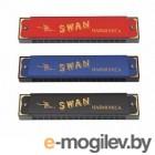 Губная гармошка Swan SW16-1