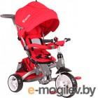Детский велосипед с ручкой Lorelli Hot Rock / 10050300004 (красный)
