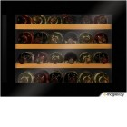 Винный шкаф Hansa BWC60241B черный (однокамерный)