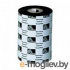 Термотрансферная лента (риббон) Wax/Resin Ribbon, 60mmx450m, 3400; High Performance, 25mm core, 6/box