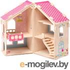 Кукольный домик Woody Большая мечта / 02284