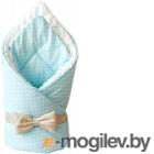 Конверт-одеяло Martoo Basik 2W / BSW-2-BLBG (голубой/бежевый)