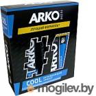 Набор косметики для бритья Arko Cool пена для бритья 200мл+бальзам после бритья 150мл